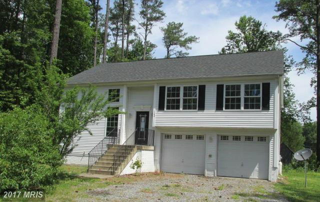 142 Piney Forest Drive, Colonial Beach, VA 22443 (#WE9952457) :: LoCoMusings