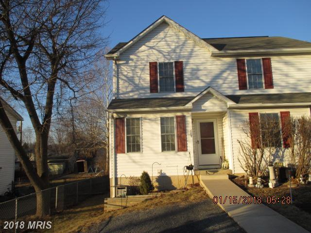 609 12TH Street W, Front Royal, VA 22630 (#WR10132713) :: Pearson Smith Realty