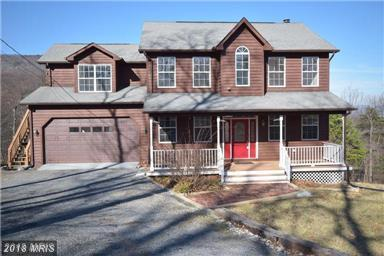 1108 Lower Valley Road, Strasburg, VA 22657 (#WR10244344) :: Keller Williams Pat Hiban Real Estate Group