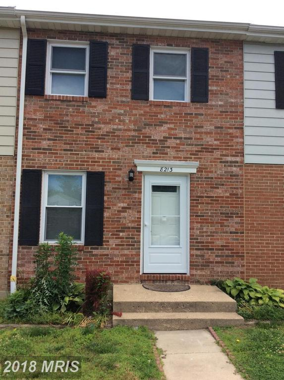 8213 Parham Court, Severn, MD 21144 (#AA9967088) :: Pearson Smith Realty