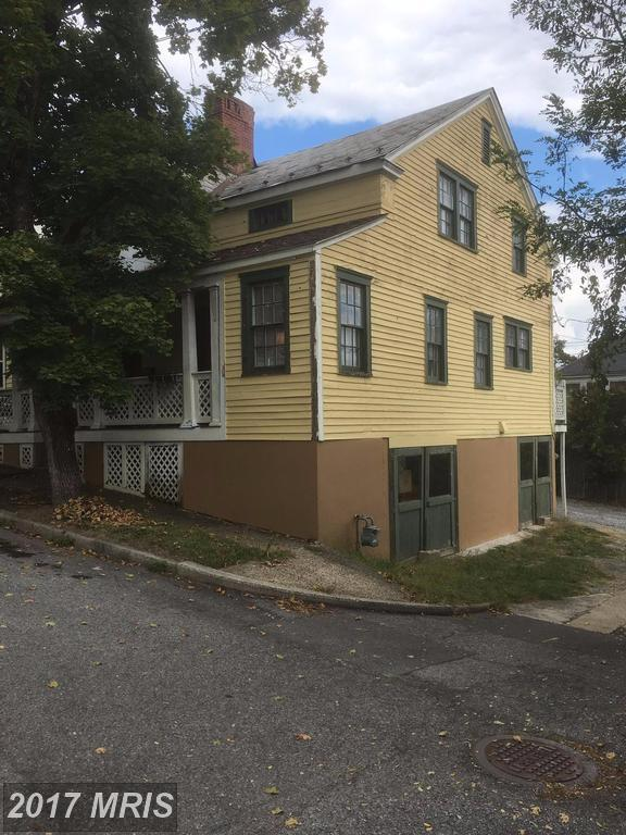 500 Arnett Terrace, Cumberland, MD 21502 (#AL10002463) :: Pearson Smith Realty