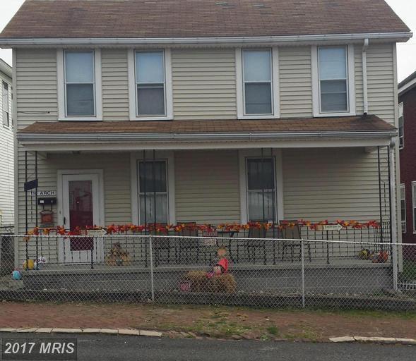 110 Arch Street, Cumberland, MD 21502 (#AL9811080) :: LoCoMusings