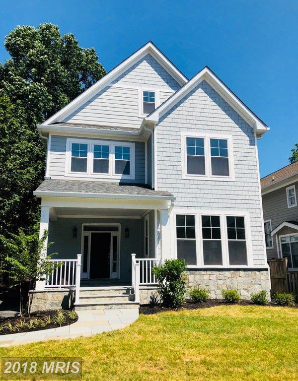 5307 10TH Street N, Arlington, VA 22205 (#AR10297364) :: City Smart Living