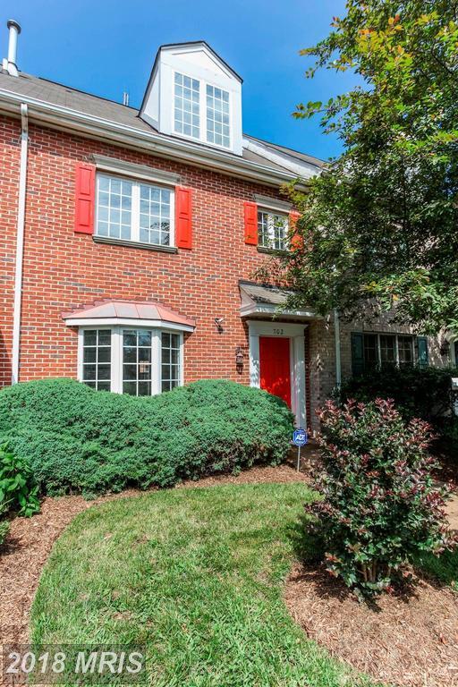702 Mount Vernon Avenue, Alexandria, VA 22301 (#AX10258591) :: Circadian Realty Group