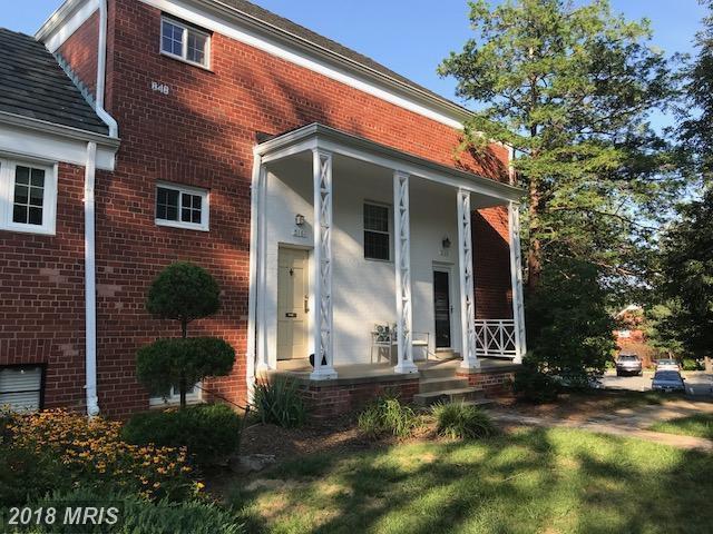 3159 Martha Custis Drive #3159, Alexandria, VA 22302 (#AX10307987) :: Pearson Smith Realty