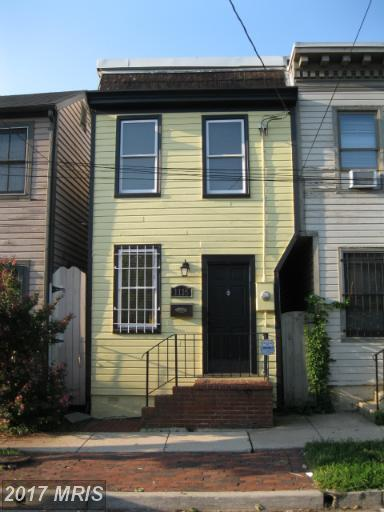 1116 Princess Street, Alexandria, VA 22314 (#AX9921587) :: LoCoMusings