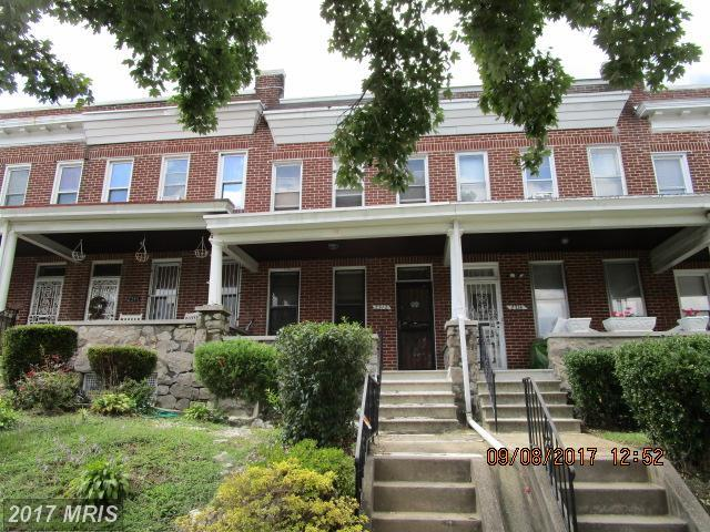 2312 Rosedale Street 2312 N, Baltimore, MD 21216 (#BA10060490) :: Pearson Smith Realty