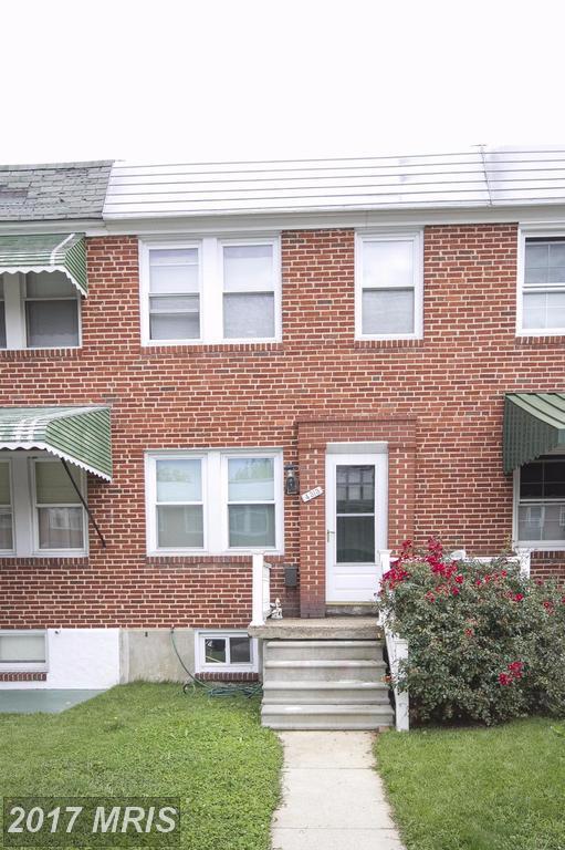 4313 Newport Avenue, Baltimore, MD 21211 (#BA10082879) :: LoCoMusings
