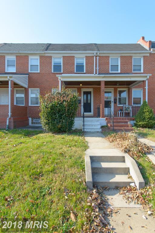 338 Imla Street, Baltimore, MD 21224 (#BA10112981) :: Pearson Smith Realty