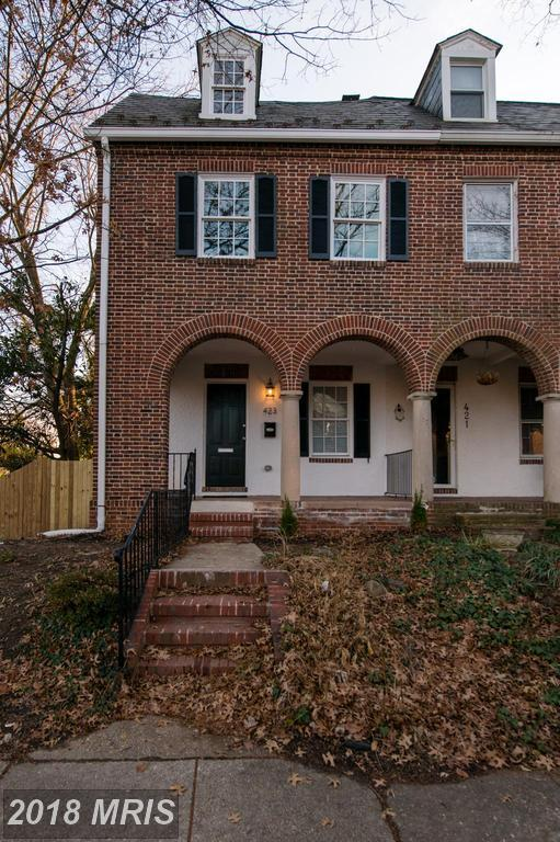423 Southway, Baltimore, MD 21218 (#BA10125015) :: Pearson Smith Realty