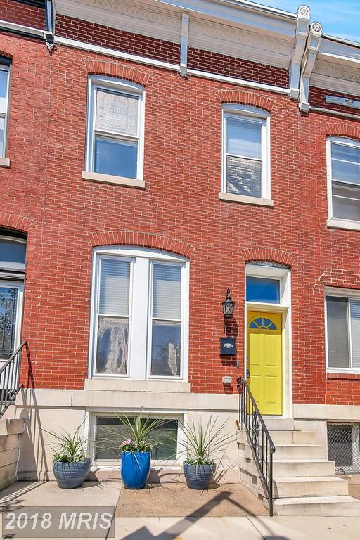 16 Montford Avenue, Baltimore, MD 21224 (#BA10296077) :: CR of Maryland
