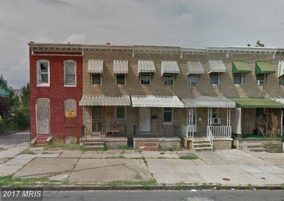 1914 Ramsay Street, Baltimore, MD 21223 (#BA9573980) :: LoCoMusings
