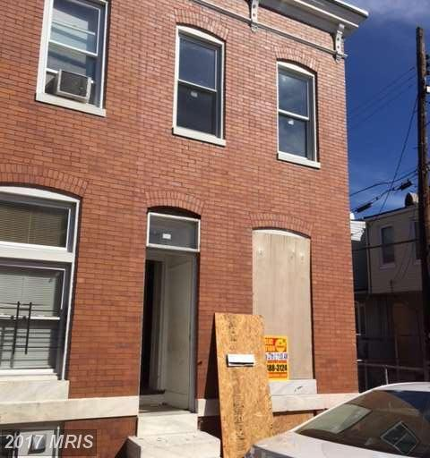 801 Streeper Street, Baltimore, MD 21205 (#BA9592523) :: LoCoMusings