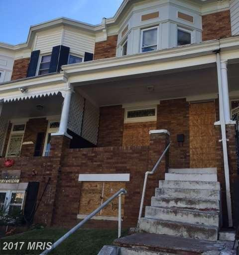 3734 Cottage Avenue, Baltimore, MD 21215 (#BA9594510) :: LoCoMusings