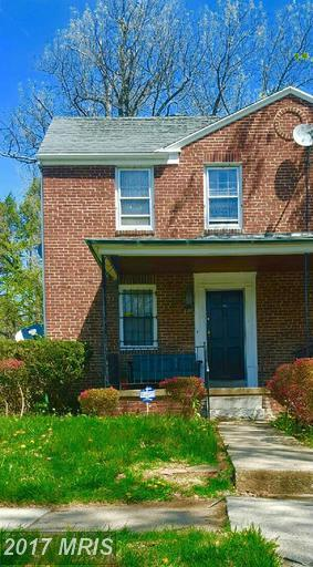 6207 Hopeton Avenue, Baltimore, MD 21215 (#BA9658224) :: LoCoMusings