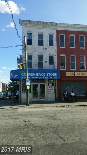 2001 Pratt Street, Baltimore, MD 21223 (#BA9678774) :: Pearson Smith Realty