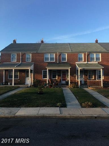 1242 Cedarcroft Road, Baltimore, MD 21239 (#BA9748505) :: LoCoMusings