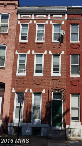 2131 Mcculloh Street, Baltimore, MD 21217 (#BA9799569) :: Pearson Smith Realty