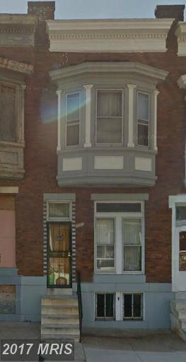 2003 Saratoga Street W, Baltimore, MD 21223 (#BA9810865) :: LoCoMusings