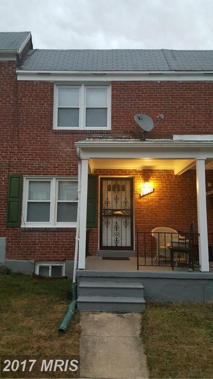 2707-N Rosedale Street, Baltimore, MD 21216 (#BA9844537) :: LoCoMusings