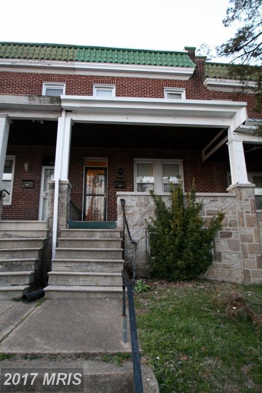 502 Winston Avenue, Baltimore, MD 21212 (#BA9846602) :: Pearson Smith Realty