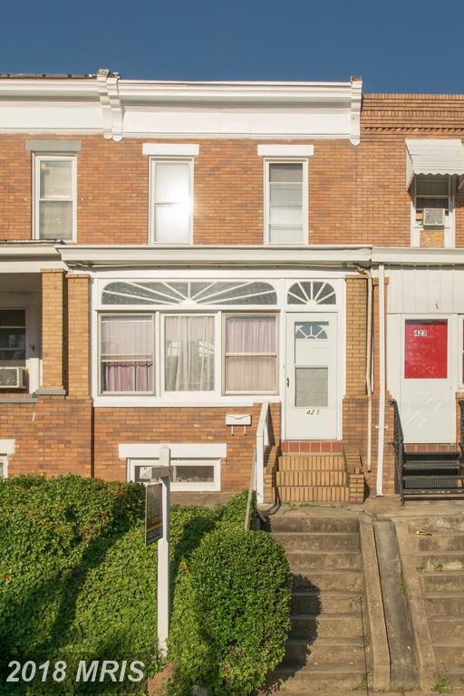 421 Anglesea Street, Baltimore, MD 21224 (#BA9852226) :: Pearson Smith Realty