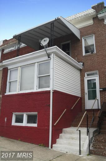 822-E. 22ND Street, Baltimore, MD 21218 (#BA9887287) :: LoCoMusings