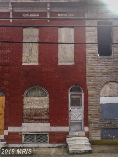 519 27TH Street E, Baltimore, MD 21218 (#BA9898215) :: RE/MAX Gateway