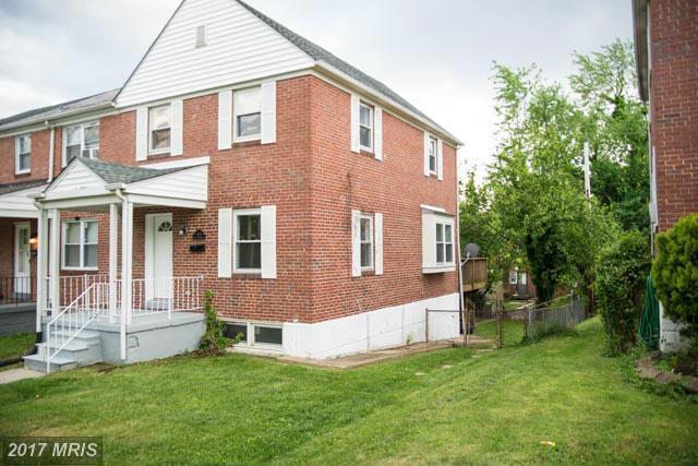 2001 Belvedere Avenue E, Baltimore, MD 21239 (#BA9931913) :: Pearson Smith Realty