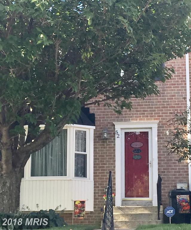 52 Stone Park Place, Baltimore, MD 21236 (#BC10077903) :: Pearson Smith Realty