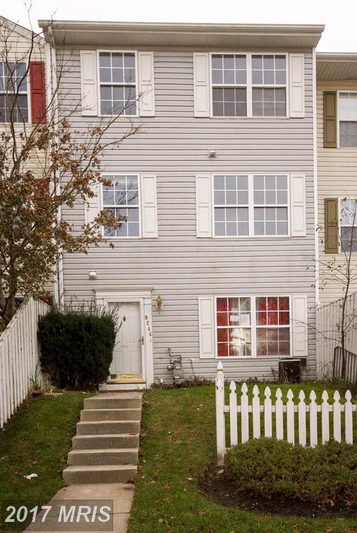 9244 Leigh Choice Court #20, Owings Mills, MD 21117 (#BC10107693) :: Pearson Smith Realty