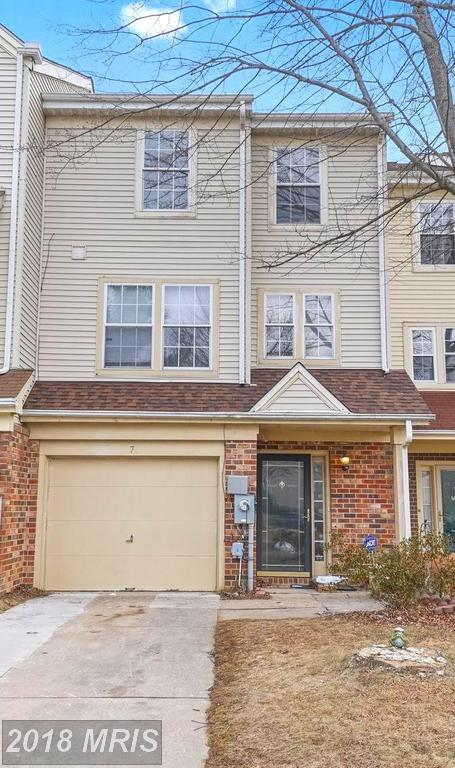 7 Surry Court, Reisterstown, MD 21136 (#BC10129156) :: Pearson Smith Realty