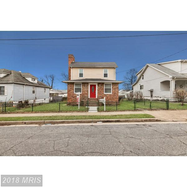 528 46TH Street, Baltimore, MD 21224 (#BC10148138) :: The Bob & Ronna Group
