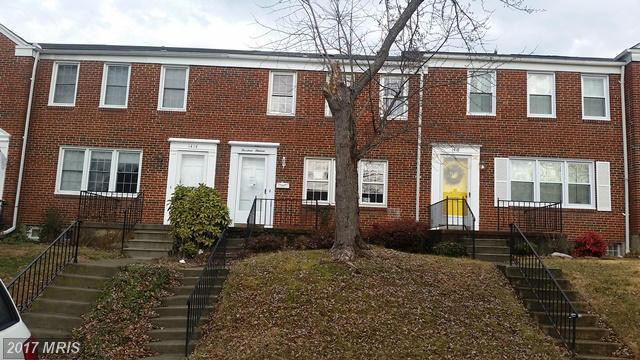 1416 Putty Hill Avenue, Baltimore, MD 21286 (#BC9846451) :: LoCoMusings