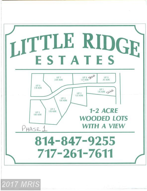 Ridge Way Drive, Everett, PA 15537 (#BD9627309) :: LoCoMusings