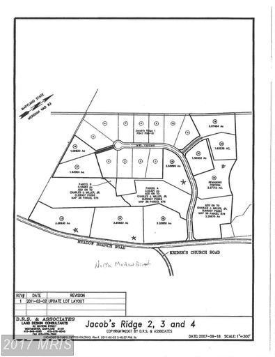 13-LOT Jacob's Ridge, Westminster, MD 21157 (#CR9655082) :: LoCoMusings