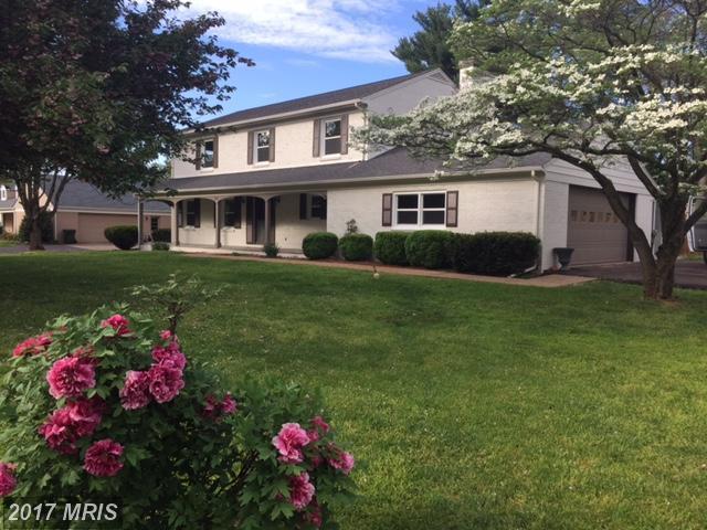 610 Country Club Road, Culpeper, VA 22701 (#CU9983017) :: The Gus Anthony Team