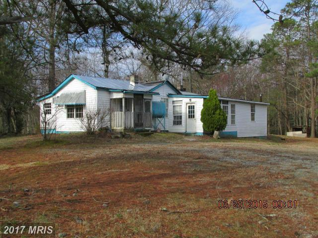 18530 Passing Road, Milford, VA 22514 (#CV8585445) :: Pearson Smith Realty