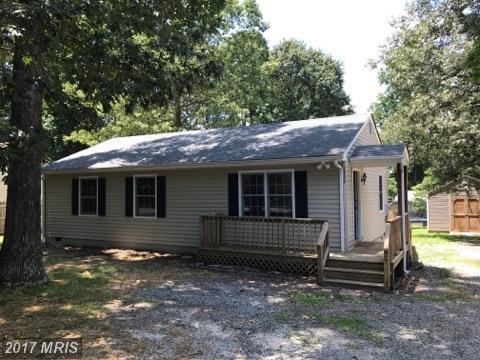 26224 Dogwood Drive, Ruther Glen, VA 22546 (#CV9988480) :: Pearson Smith Realty