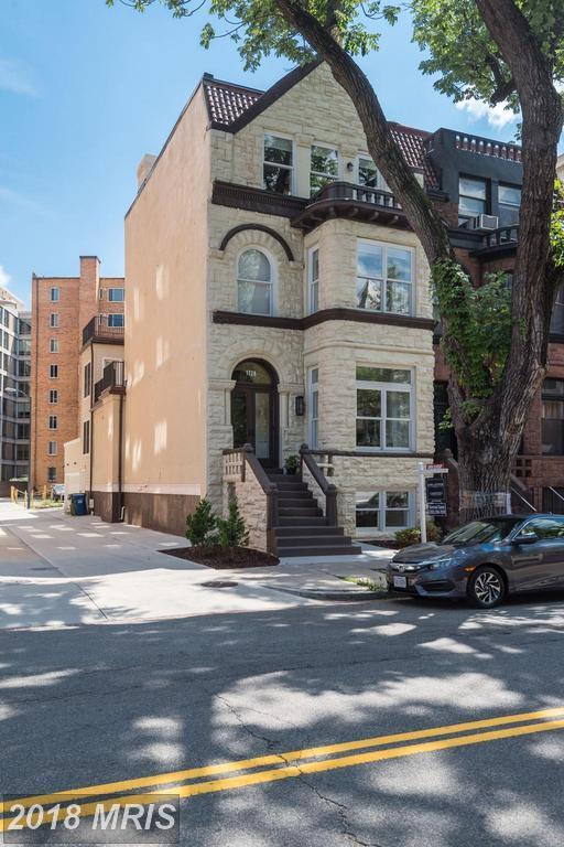 1728 P Street NW, Washington, DC 20036 (#DC10285478) :: Crossman & Co. Real Estate