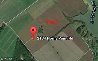 Horns Point Road, Cambridge, MD 21613 (#DO8261988) :: Pearson Smith Realty