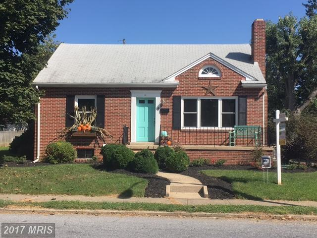 11 14TH Street, Frederick, MD 21701 (#FR10054292) :: ExecuHome Realty