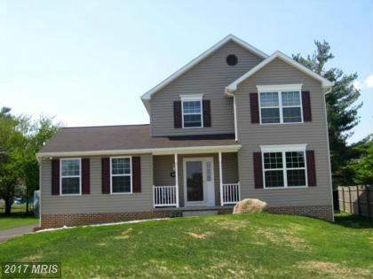 16377 Raven Rock Road, Sabillasville, MD 21780 (#FR9591112) :: LoCoMusings