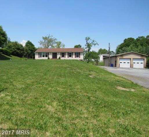 10638 Old National Pike, New Market, MD 21774 (#FR9951477) :: Pearson Smith Realty