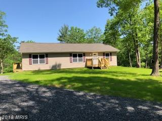 Buck Valley Rd, Warfordsburg, PA 17267 (#FU10210052) :: Keller Williams Pat Hiban Real Estate Group