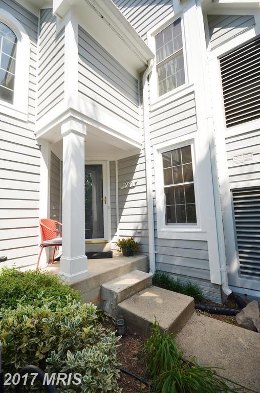 1563 Church Hill Place #1563, Reston, VA 20194 (#FX10002825) :: LoCoMusings