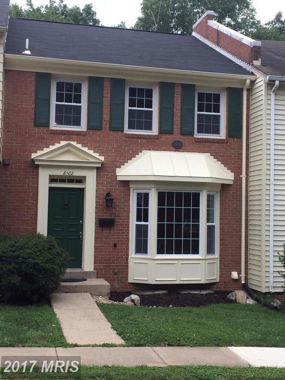 8102 Sleepy View Lane, Springfield, VA 22153 (#FX10033627) :: Pearson Smith Realty