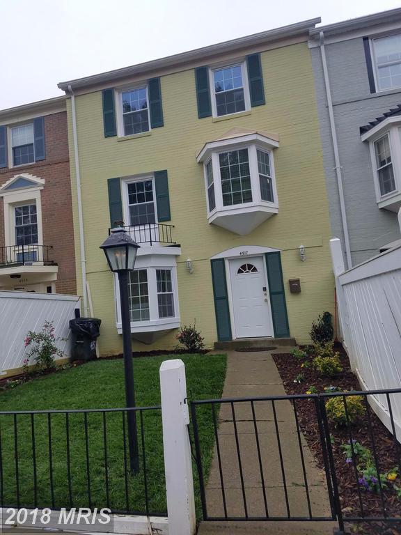 4517 Squiredale Square, Alexandria, VA 22309 (#FX10097800) :: Pearson Smith Realty