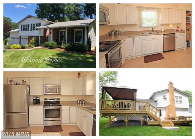 5745 Wooden Hawk Lane, Burke, VA 22015 (#FX10266338) :: Jim Bass Group of Real Estate Teams, LLC