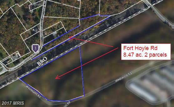 Fort Hoyle Road, Edgewood, MD 21040 (#HR9779393) :: Pearson Smith Realty